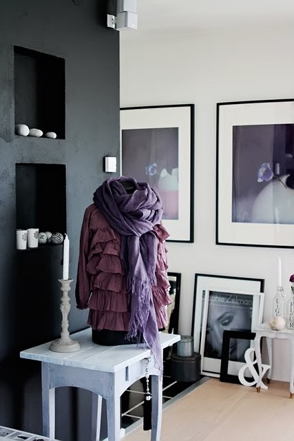 Anna-malin home  - purple