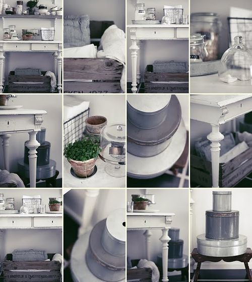 Anna-malin home - collage