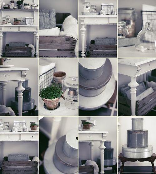 Anna-malin home - collage
