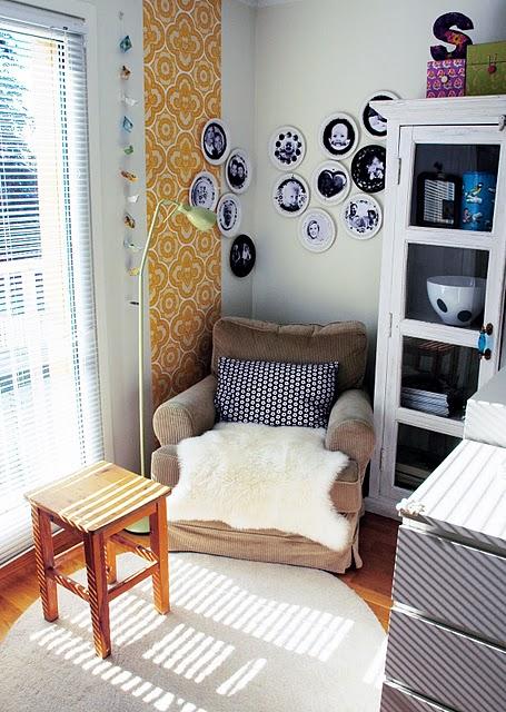 Cozy corner - norske interiorblogger