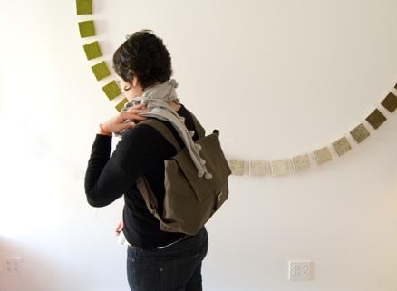MOOP  - new backpack