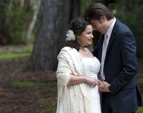 Annelies  - wedding photo