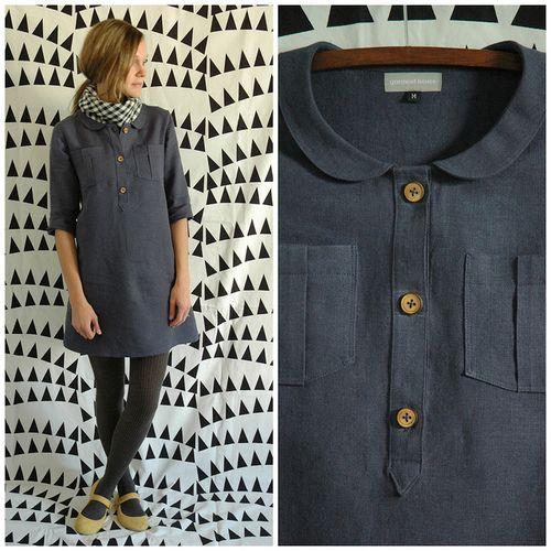 Garment house - dress