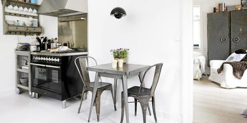Industrial chic via emmas blog  2