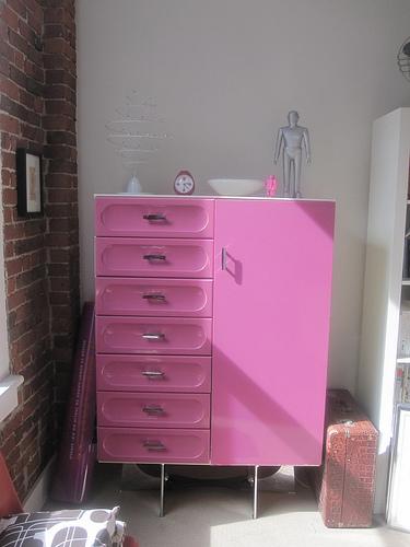 Pink Furniture Morning S Light