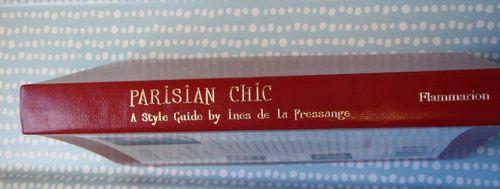Parisian style guide