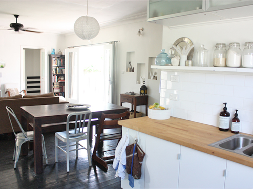Kitchen - the happy home 4