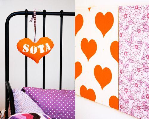 Shine design - childrens bedroom 1