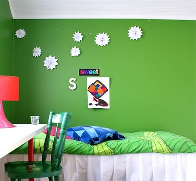 Childrens rooms - via krickickelin-krickelin  1