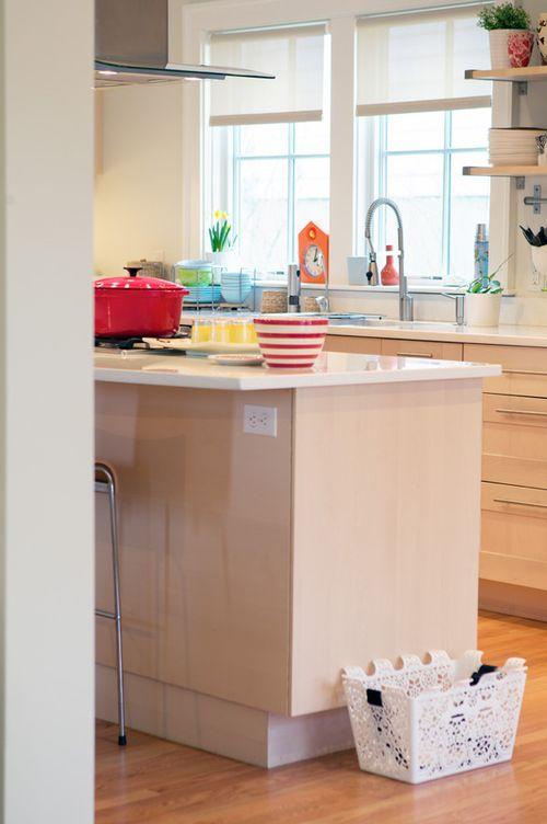 La tartine gourmande - new kitchen 1