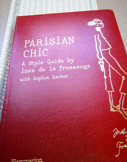 Parisian style guide