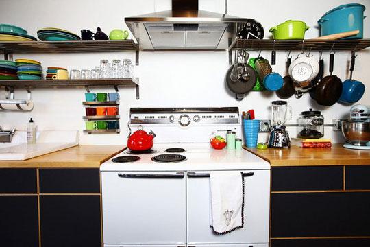 Kitchen color via AT 1