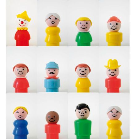 So deco - fisher price people 2