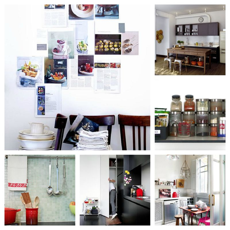 Kitchen collage 1