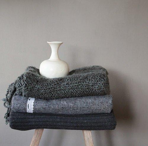 Grey + black - via vosges paris  12-29-11
