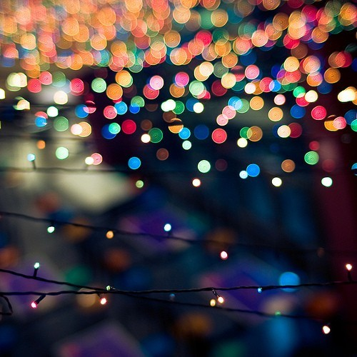 456 Best Christmas Lights Images On Pinterest: String Lights Make Me Happy (morning's Light