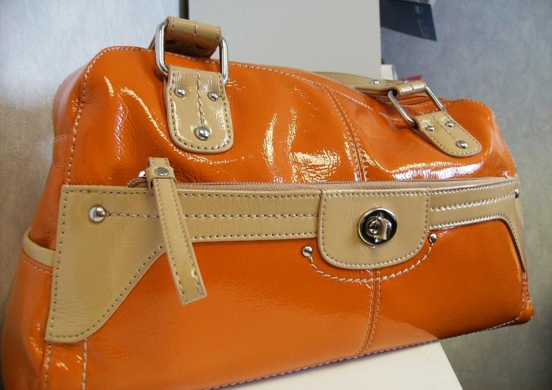 orangey orange